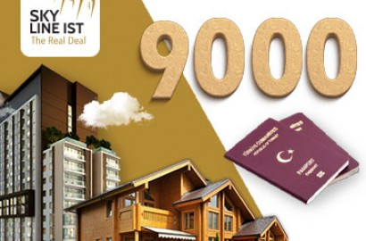 9 آلاف أجنبي حصل على الجنسية التركية بالاستثمار
